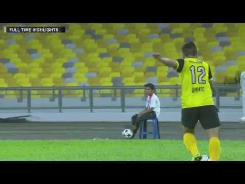 Hari Komuniti Bola Sepak: Subang City FC lwn BNM FC