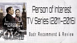 Badr Recommend Episode 2 | Person of Interest (2011–2016) | TV Series | Review & Discussion