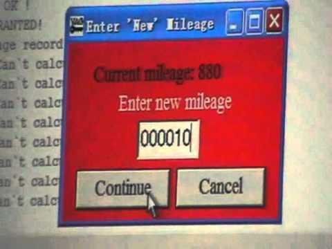 VAG TACHO USB 2 5 for VW/AUDI instruction video2