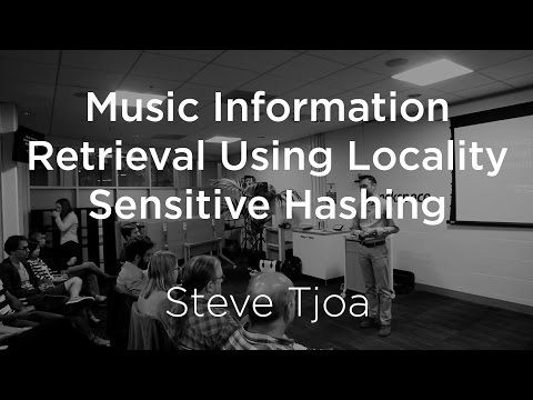 Music Information Retrieval Using Locality Sensitive Hashing