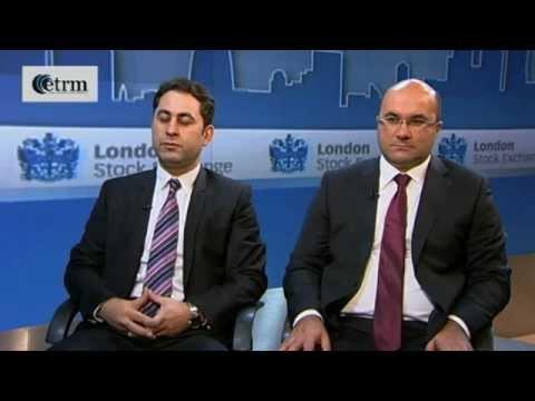 ETRM at London Stock Exchange