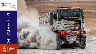 TATRA BUGGYRA RACING on DAKAR 2019 -  Stage 4