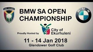 2018 BMW SA Open - Live on SuperSport