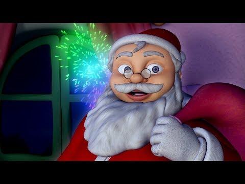 Christmas Song | Telugu Rhymes for Children | Jingle Bells | Infobells