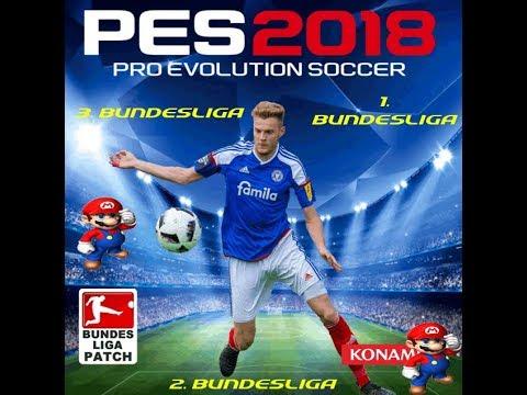 pes 2019 bundesliga patch ps4