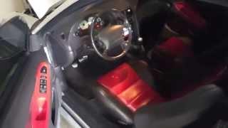 10th anniversary 03 cobra motor and interior.