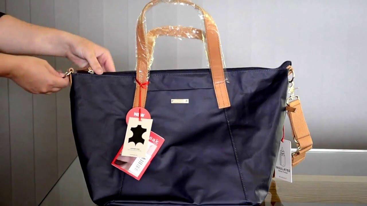 088f60181832 Storksak Noa Nappy Bag Product Review Showcase