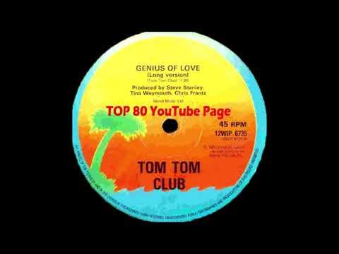 Tom Tom Club - Genius Of Love (Long Version)