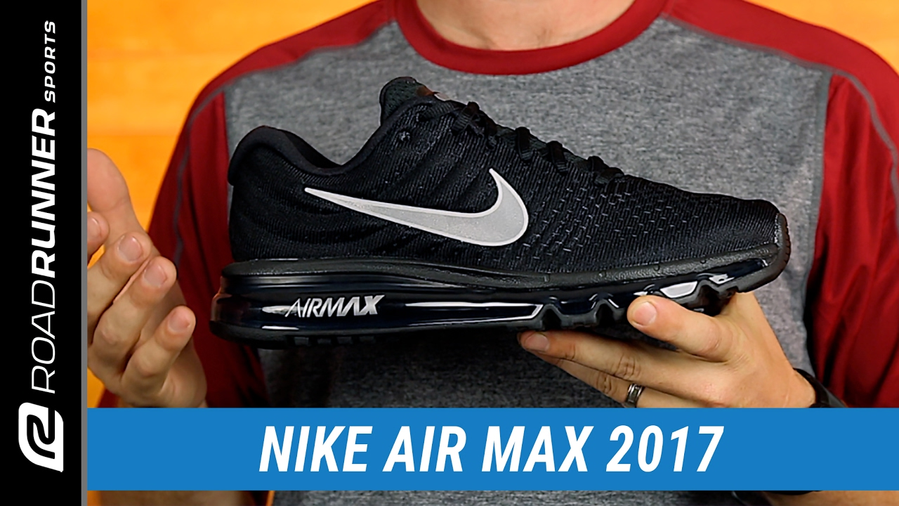 5ed936b4eb Nike Air Max 2017 | Men's Fit Expert Review - YouTube