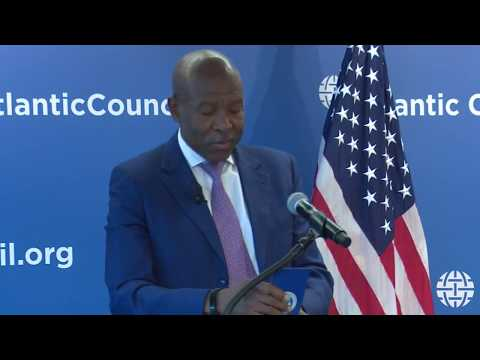 South Africa Moving Forward: A Conversation with Reserve Bank Governor Kganyago