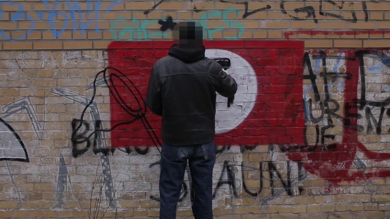 "#PAINTBACK Initiative vom Berliner Verein ""Die kulturellen Erben e.V."""