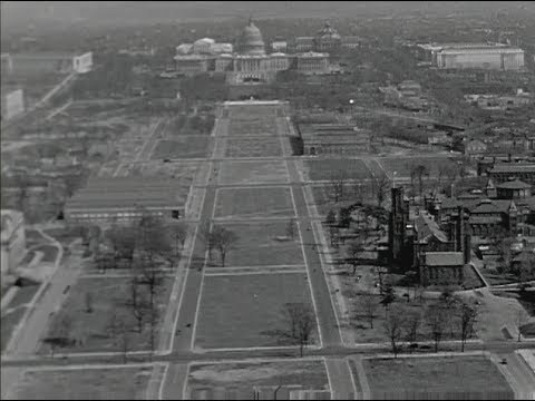 Home Movies: 1930s(?) trip to Washington, D.C., Gettysburg, and Valley Forge