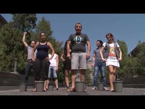 The Dead Forest Team ALS Ice Bucket Challenge