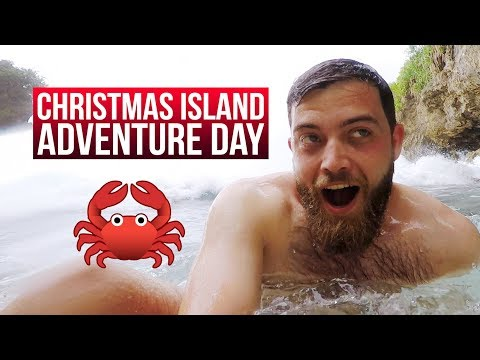 Christmas island adventure day