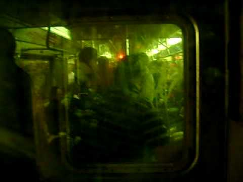 MTA New York City Subway R-32 C Train has Red Light on close doors or Red Light off open doors