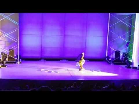 The Nutcracker.Brooklyn ballet. At Brooklyn Museum.2016. Hoop dancer.