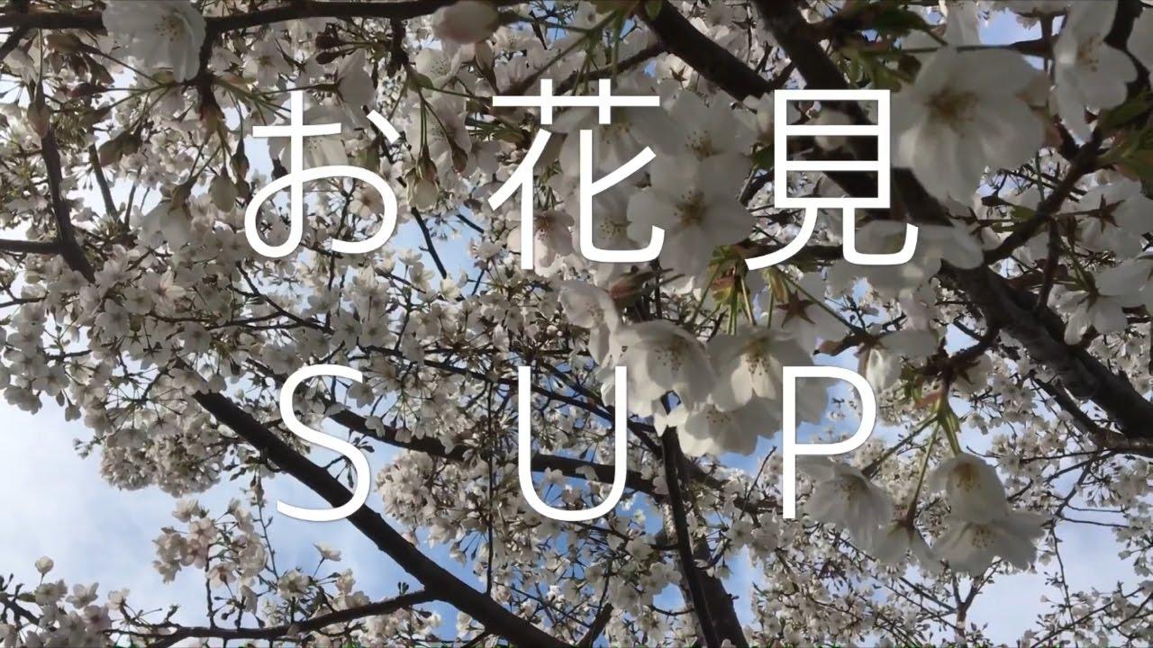 【お花見SUP2017】