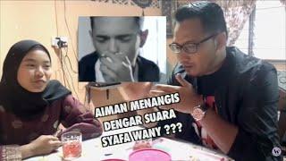 Wazu Raya Ep02 - Aiman Tino Nangis Dengar Suara Syafa Wany???
