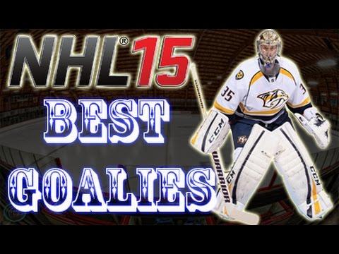 NHL 15 Best Goalies (Funny Moments)