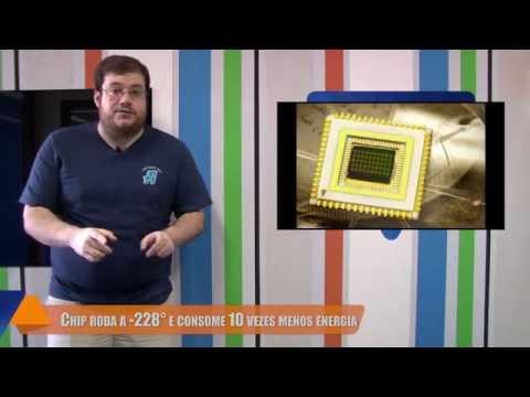 """Hoje no TecMundo (17/09) - chip que roda a -228°, """"raio da morte"""" em aviões e mais"""