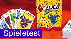 6 nimmt! (Kartenspiel) / Anleitung & Rezension / SpieLama