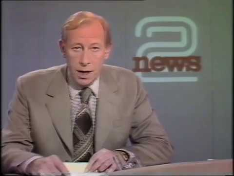 BBC2: Mid Evening News / continuity - Monday 13th April 1981