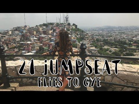 Flight Attendant Vlog | Im On a Boat..in Guayaquil