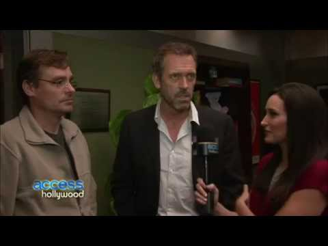 Hugh Laurie & Robert Sean Leonard