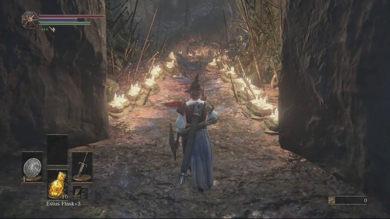how to get to road of sacrifices