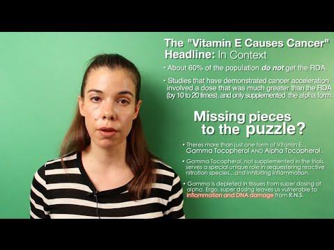 Do Antioxidants Cause Cancer?