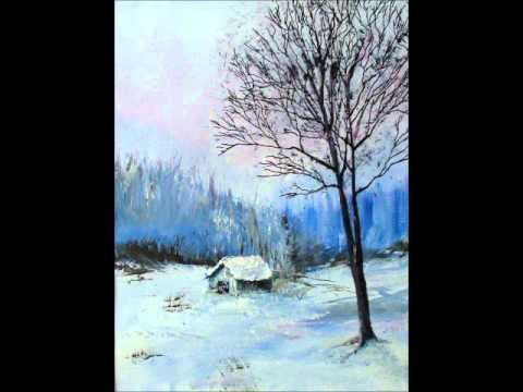 landschaften in acryl - landscapes acrylic painting - youtube
