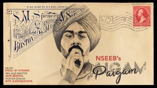 Paigam Nseeb Free MP3 Song Download 320 Kbps