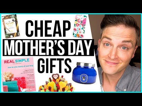 Cheap Mother's Day Gifts — 7 Budget Gift Ideas for Mom