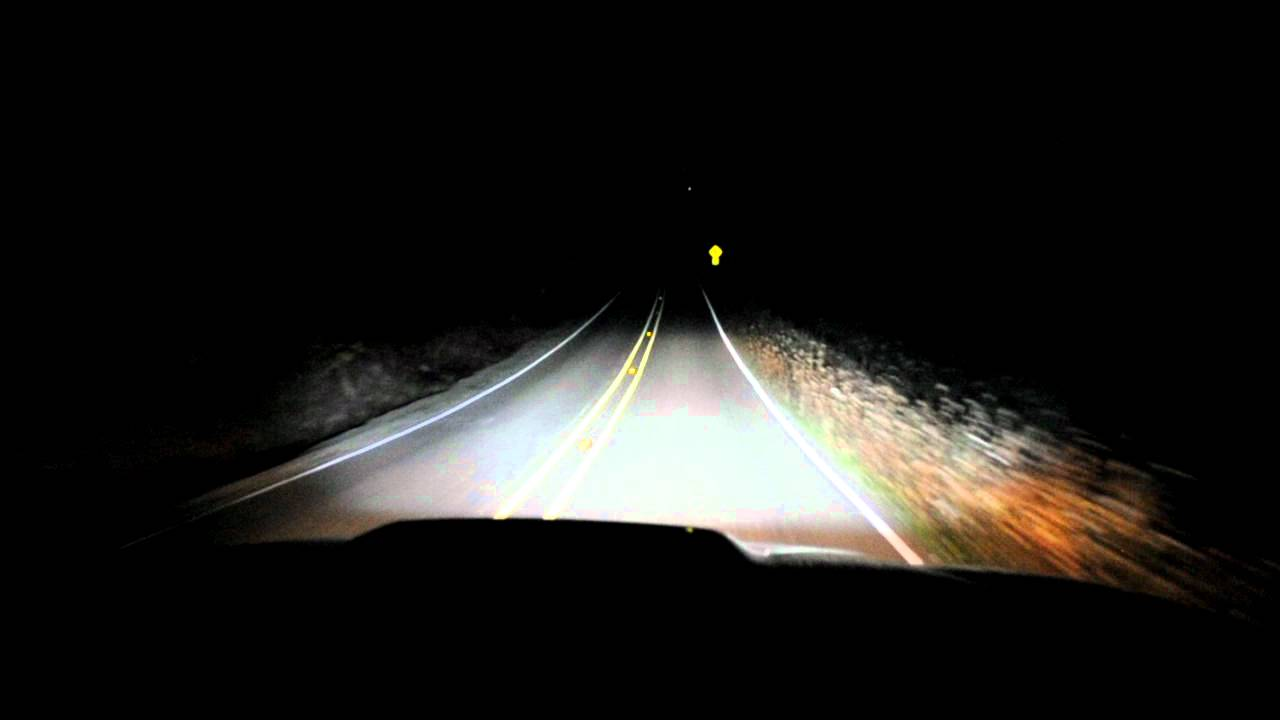 Toyota Tacoma Hood Scoop LED - YouTube