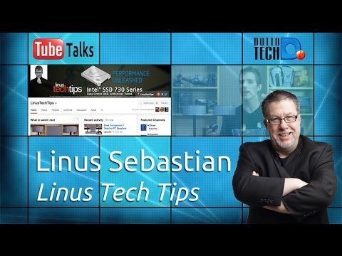 Linus Tech Tips - TubeTalks #2