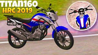 GTA SA ANDROID - LANCEI MINHA TITAN160 PRA 2019 HRC