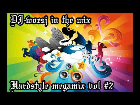 DJ-woesj in the mix hardstyle #2