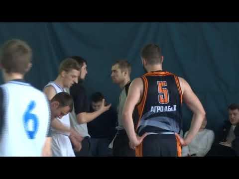 «Далер» - АГРО-АБиП - 9 тур сезона-2018/2019