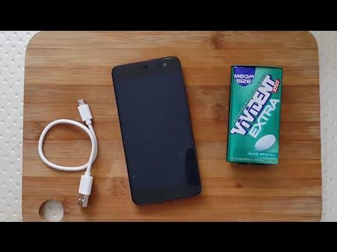 Sakız Kutusundan Cep Telefonu Bataryası Nasıl Yapılır