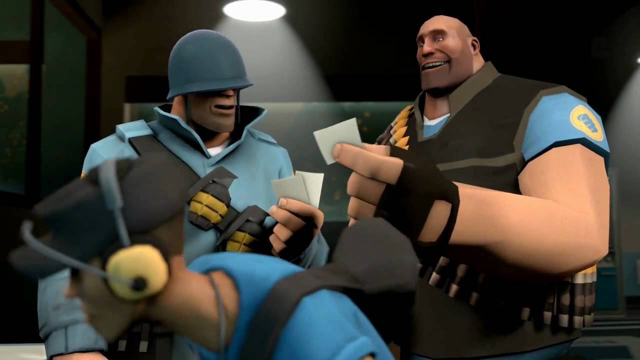team fortress meet the spy video