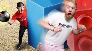 Explosive Dodgeball in a Giant Bedroom! | Gmod [Ep 19]