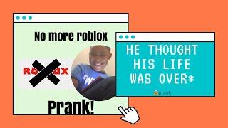 No more roblox! Prank on Shiloh! | Lion Heart Family| 🦁❤️