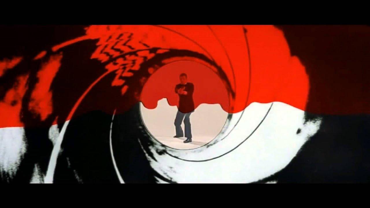 james bond gunbarrel sequences 1962-2012 - blu-ray - [hd] - youtube
