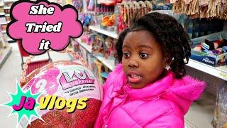 She Tried It   Family Vlogs   JaVlogs