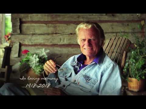 Gaither Music pays tribute to Rev. Billy Graham: 1918 - 2018