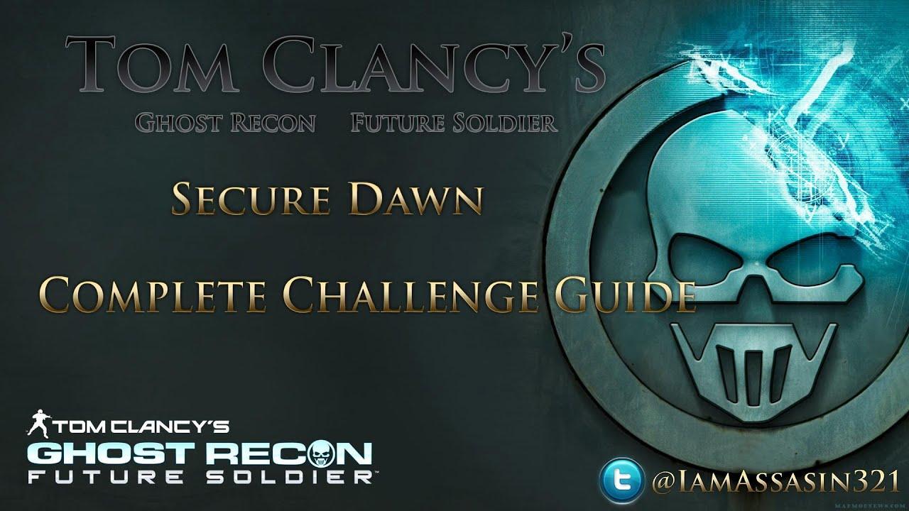 ghost recon future soldier achievements