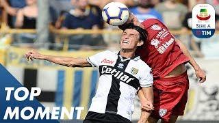 Inglese Scores The Opener! | Parma v Cagliari | Top Moment | Serie A