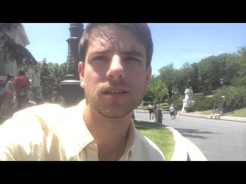 Bot's Camino Vlog 2: Madrid - San Sebastián