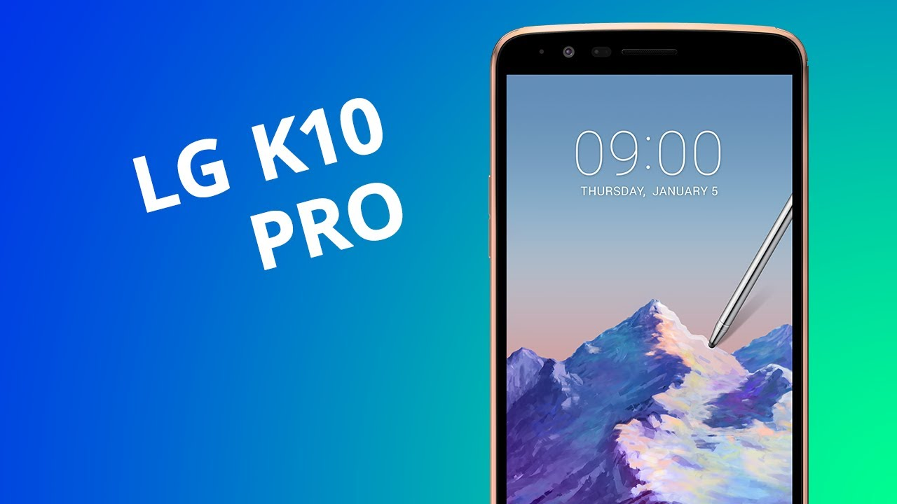 18978eef5 LG K10 Pro  Review   Análise  - Canaltech - YouTube