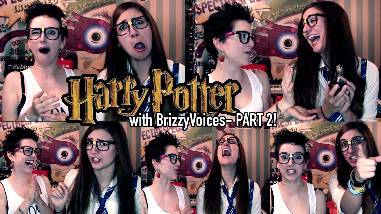 Harry Potter Book Movie Differences ~ Harry potter books vs movies w brizzy voices youtube